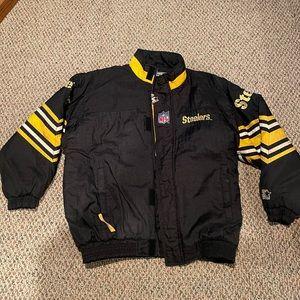 Vintage Pittsburgh Steelers Starter Jacket